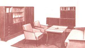 "Набор мебели ""Жилая комната"", артикул ""579/5"""