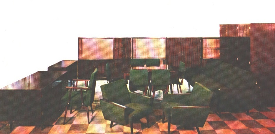 """Набор мебели """"Жилая комната"""", артикул - """"Цойтри 6"""""""
