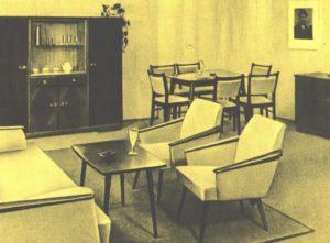 """Набор мебели """"Жилая комната"""", артикул """"ЮТТА 3"""""""