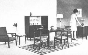 "Набор мебели ""Жилая комната"", артикул ""Переница"""