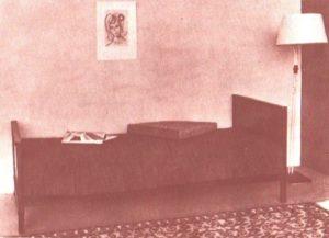 """Кровать, артикул """"Элегант"""""""