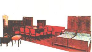 """Набор мебели """"Жилая комната"""", артикул """"Тихань"""""""